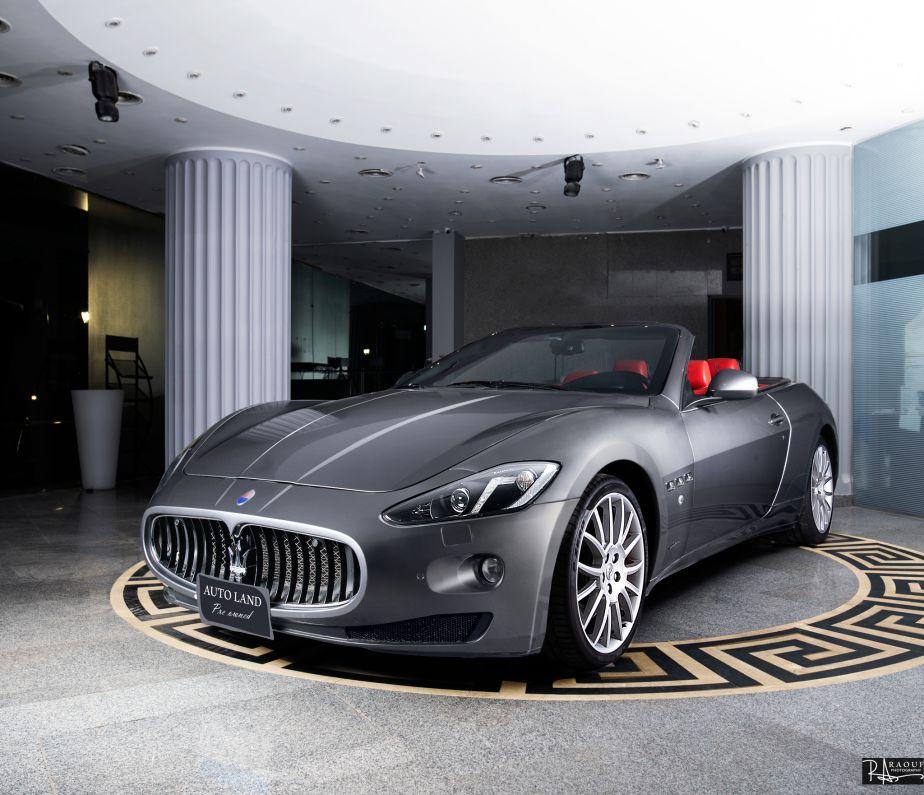 Maserati gran cabriolet