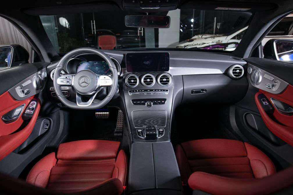Mercedes C 300 coupe