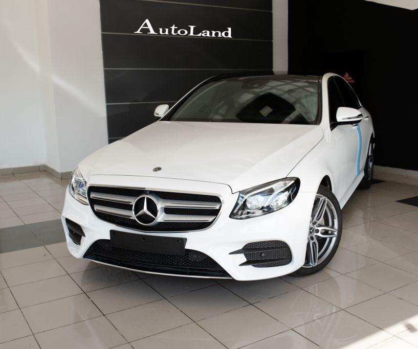 Mercedes E 200 AMG