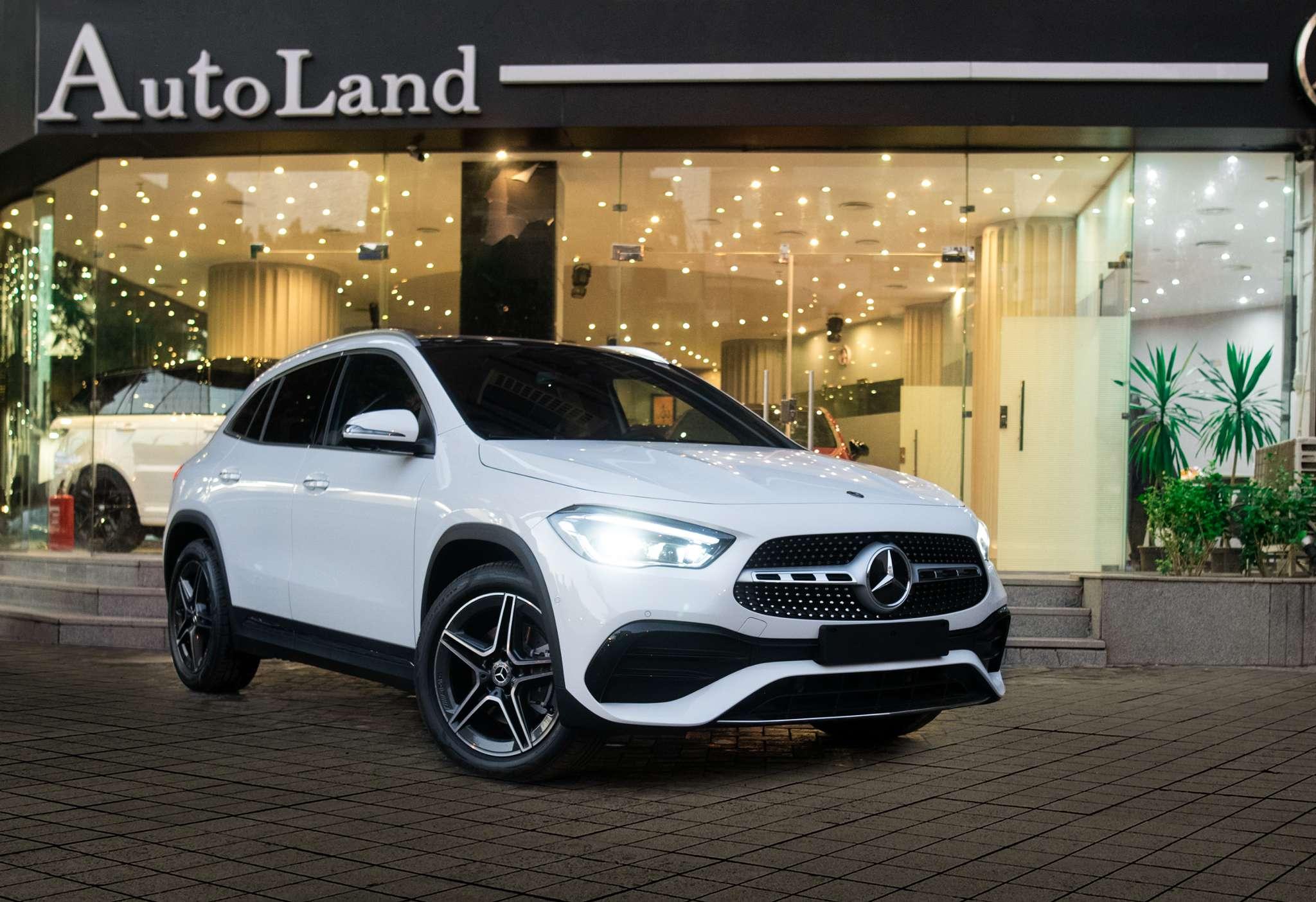 Mercedes-GLA 200 AMG