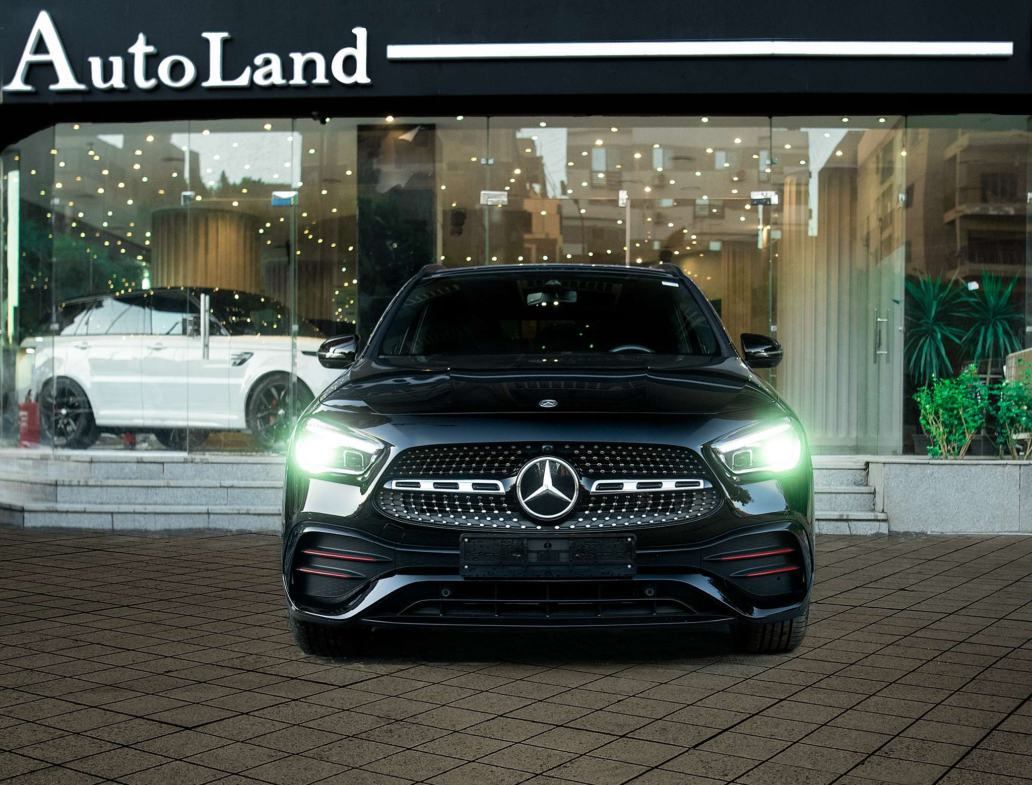 Mercedes GLA 2020 EDITION 1 AMG