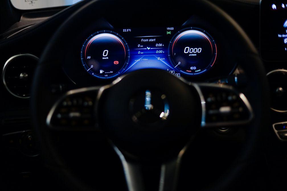 Mercedes GLC 300 coupe