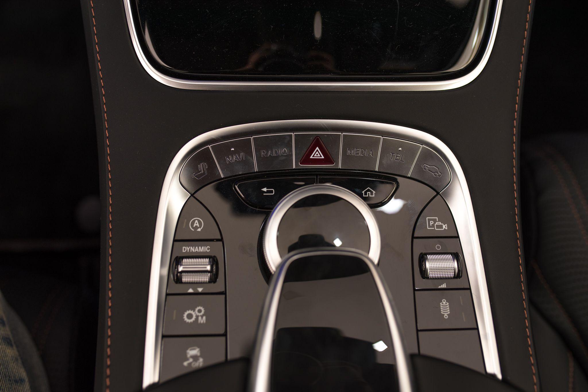 Mercedes S65 2020
