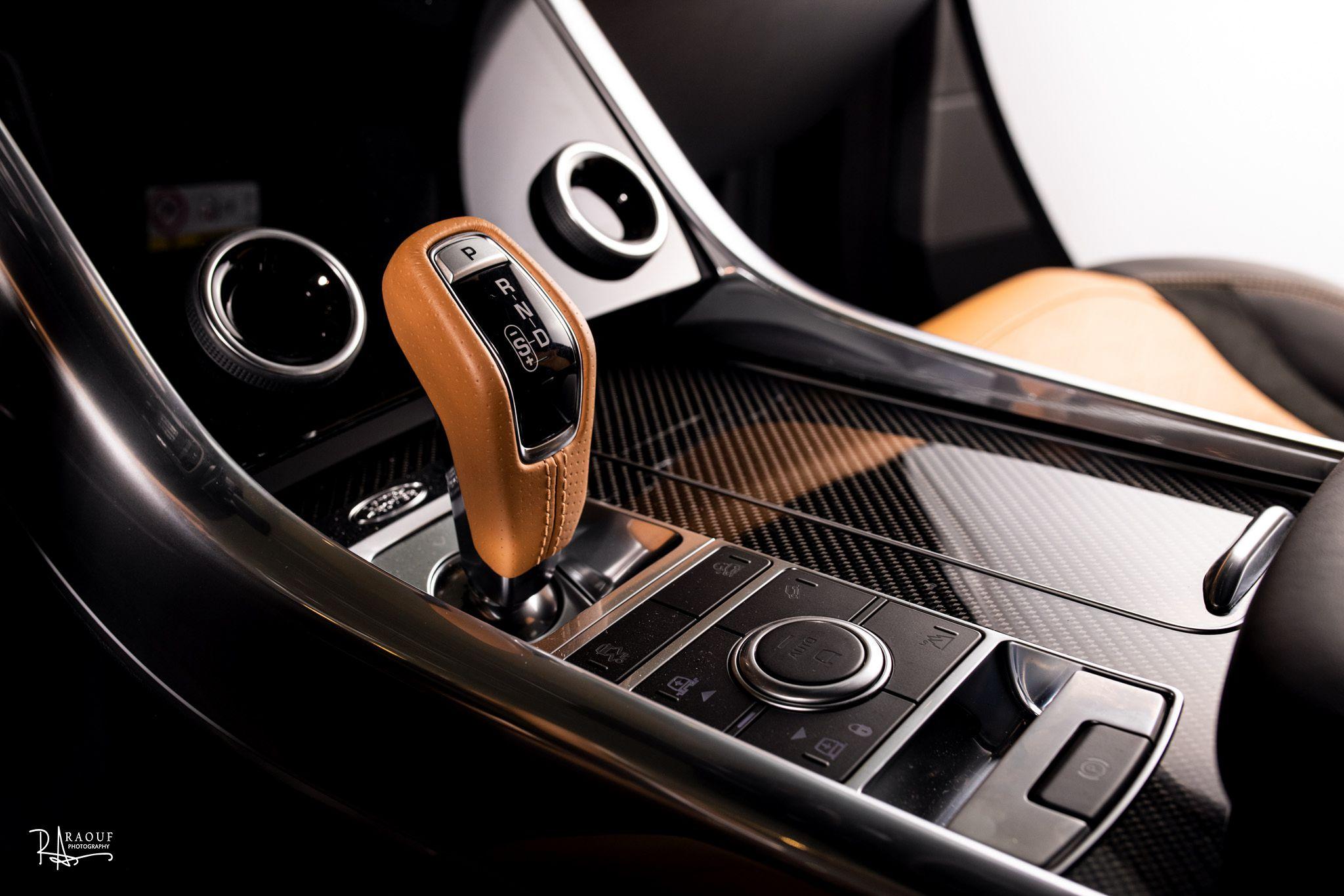 Range Rover SVR 2020